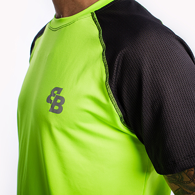 Camiseta BB hombre set